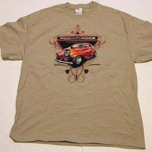 Tennessee River  Tshirts Rock-N-Rods Men size XL
